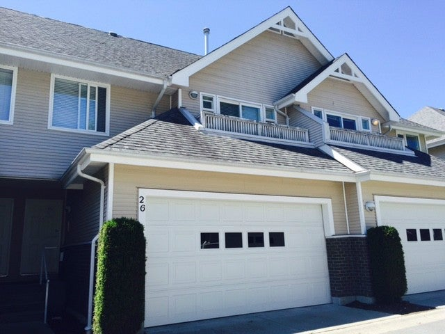 # 26 13918 58TH AV - Panorama Ridge Townhouse for sale, 4 Bedrooms (F1443967) #1