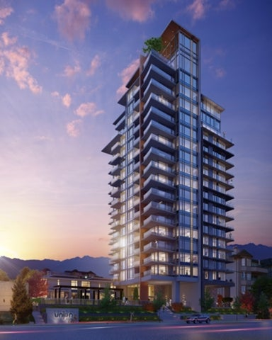 #501 Union at Austin Ave / North Road - Central Coquitlam Apartment/Condo for sale, 2 Bedrooms (R2216417) #1